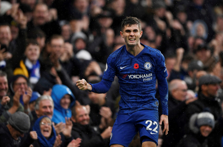 Premier League: Chelsea winger Christian Pulisic