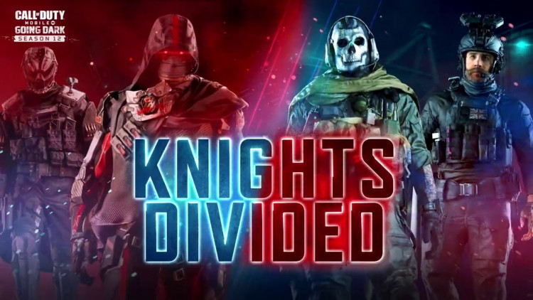Call of Duty®: Mobile - Knights Divided Event