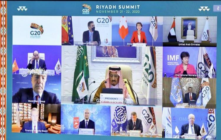 G-20 Riyadh summit