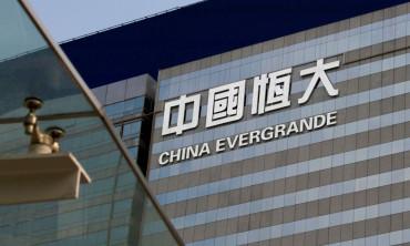 China Evergrande's Hong Kong Offices