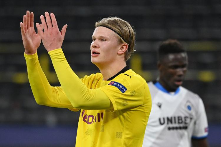 Champions League - Group F - Borussia Dortmund v Club Brugge