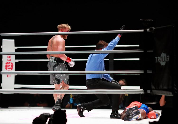 Boxing: Paul vs Robinson