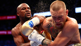 FILE PHOTO: Boxing: Mayweather vs McGregor