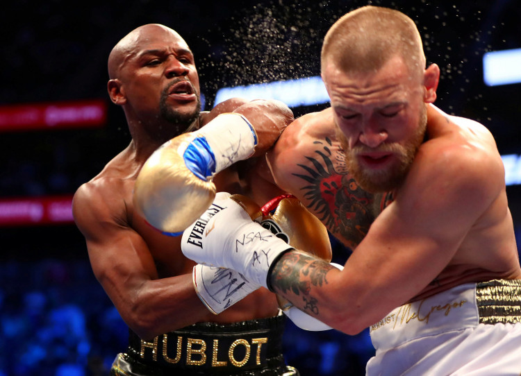 FILE PHOTO: Boxing: Mayweather vs McGregor