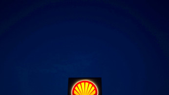 Shell oil and gas sign