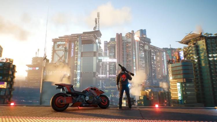 Cyberpunk 2077 Official Gameplay Trailer
