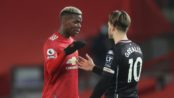 Premier League - Manchester United v Aston Villa