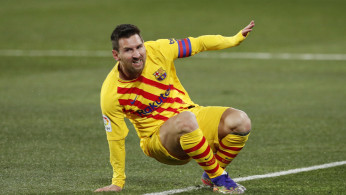La Liga Santander - SD Huesca v FC Barcelona
