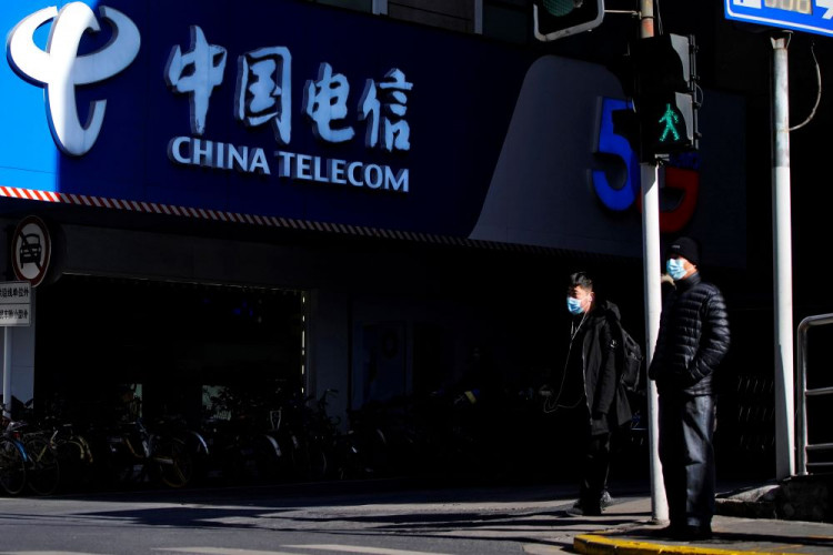China telecommunications companies delisted from New York Stock Exchange