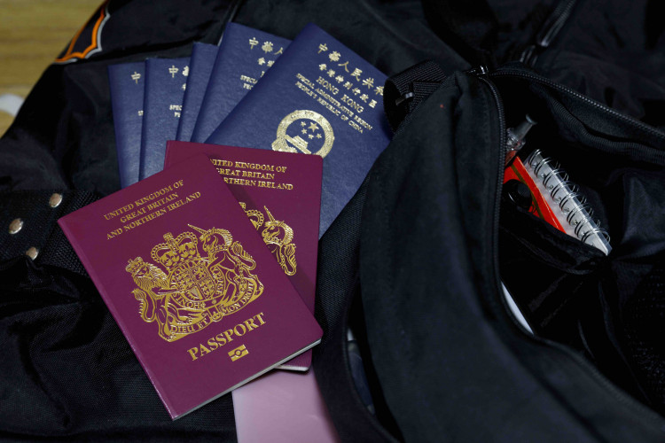 BN(O) Passports