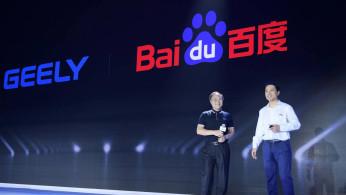 Baidu & Geely