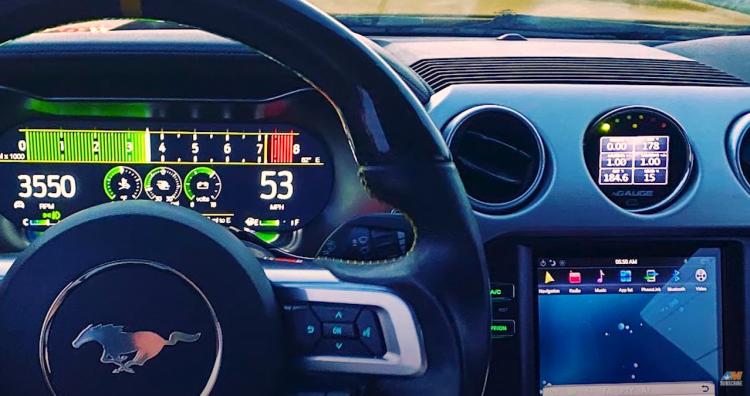 AmericanMuscle 2017 Mustang GT