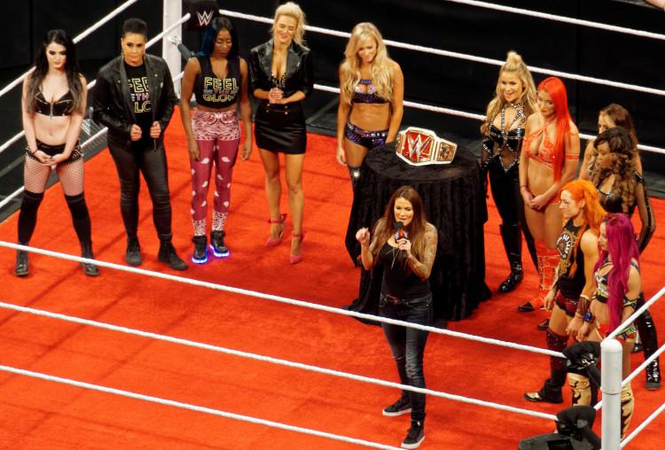 WWE Lita (Amy Dumas)