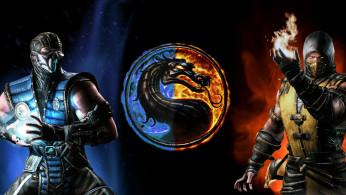 Sub-Zero and Scorpion on 'Mortal Kombat X'
