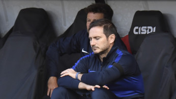 Soccer Football - Premier League: Chelsea team manager Frank Lampard