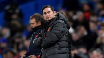 Soccer - Football: Former Chelsea team manager Frank Lampard