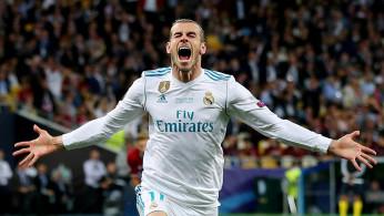 Soccer - Football: Tottenham Hotspur star Gareth Bale