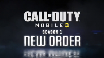 Call of Duty®: Mobile S1 New Order Coming Soon