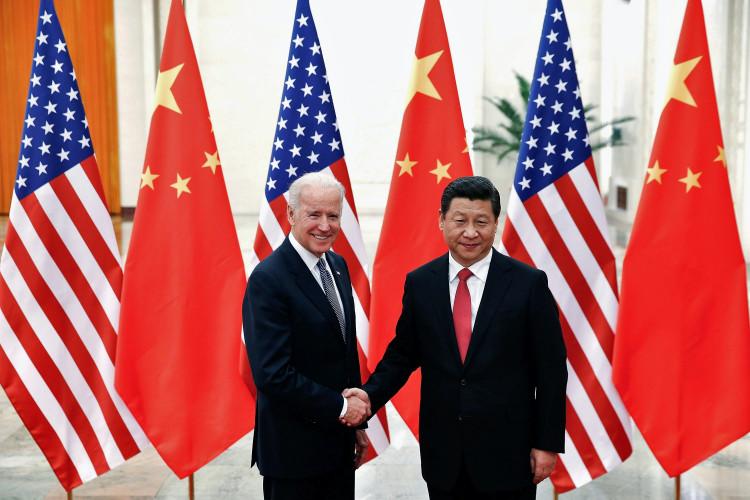 Xi and Biden Call