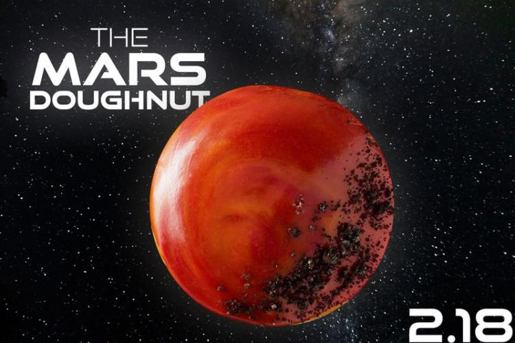 Mars Doughnut