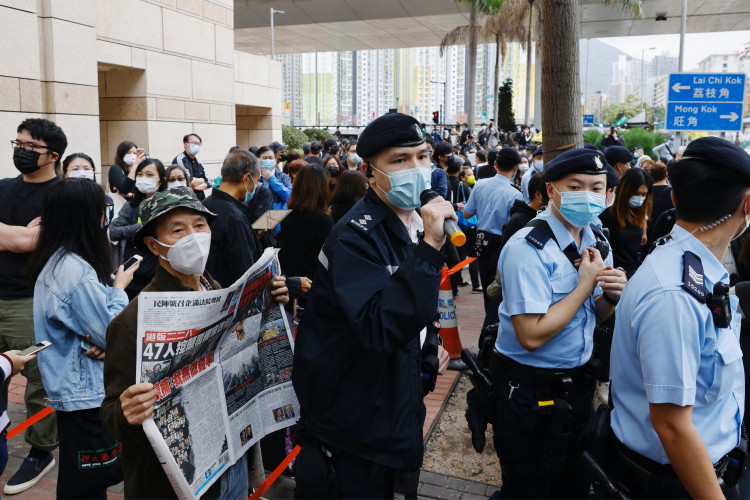 47 Activists Stand Trial