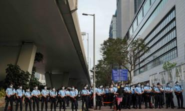 Hong Kong Security Law