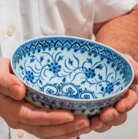 Rare 15th century Chinese bowl
