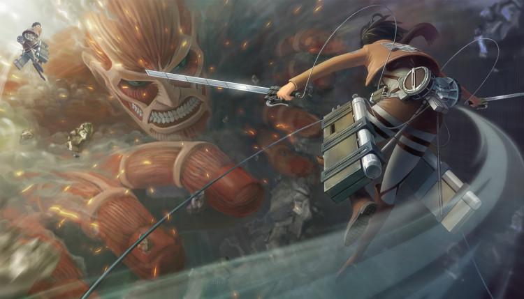 Attack On Titan Season 2 Watch