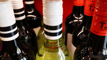 FILE PHOTO: Bottles of Australian wine are seen at a store selling imported wine in Beijing, China November 27, 2020.