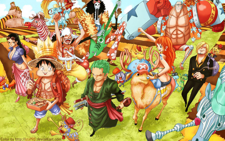 'One Piece' Chapter 1011