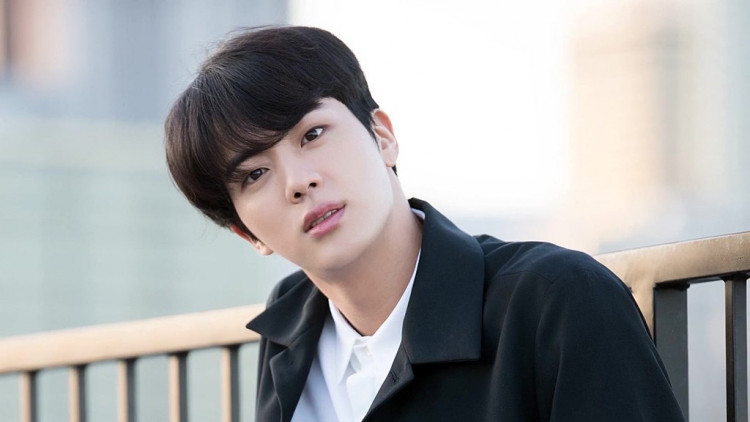 Jin of BTS