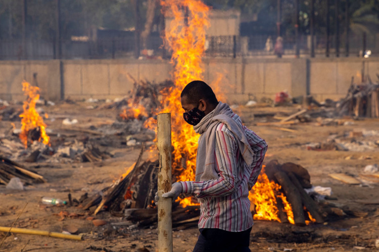 India Pyres