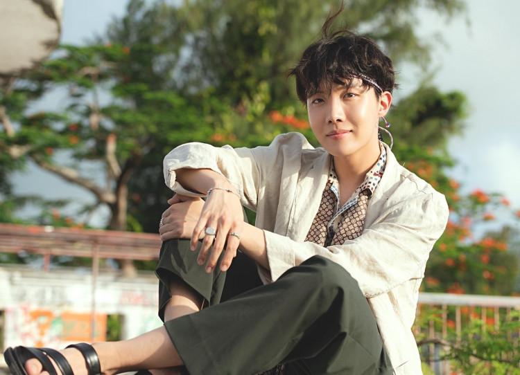 J-Hope of BTS