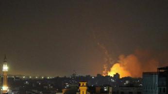 Chaos in Gaza