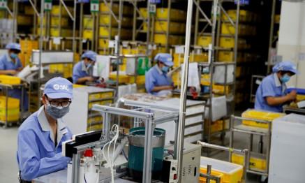 Asia factory data