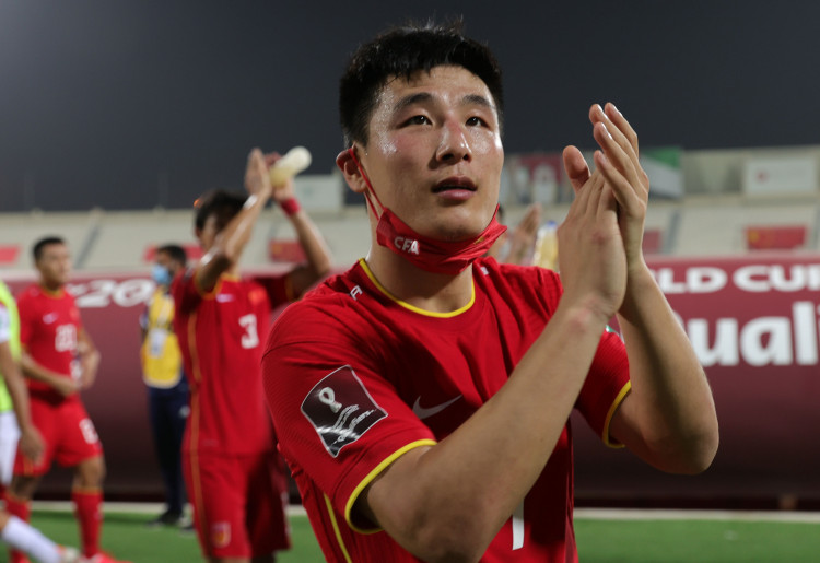China's Wu Hoping For Weather Advantage In World Cup Qualifiers