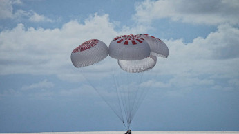 SpaceX Inspiration4 mission safely splashes down