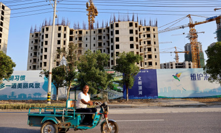 China's mom-and-pop investors, builders and homebuyers caught in Evergrande debt crisis