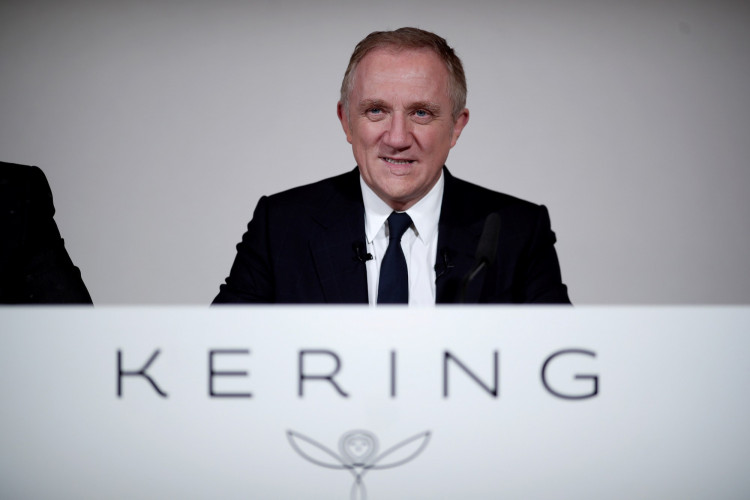 Francois-Henri Pinault, Chairman and Chief Executive Officer of French luxury group Kering.