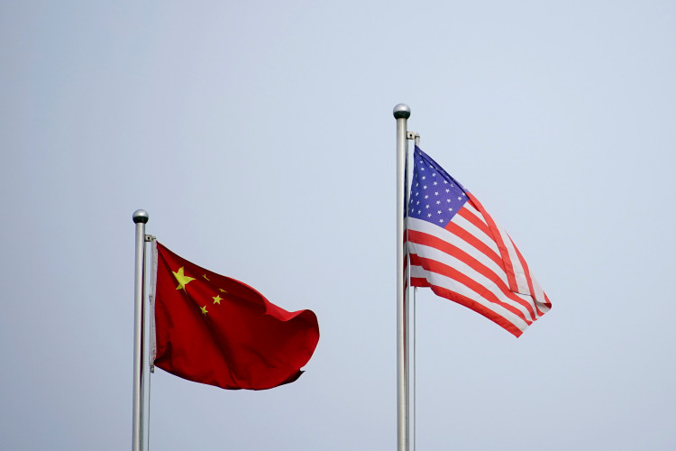 U.S., Chinese military officials hold 'frank, in-depth' talks -Pentagon