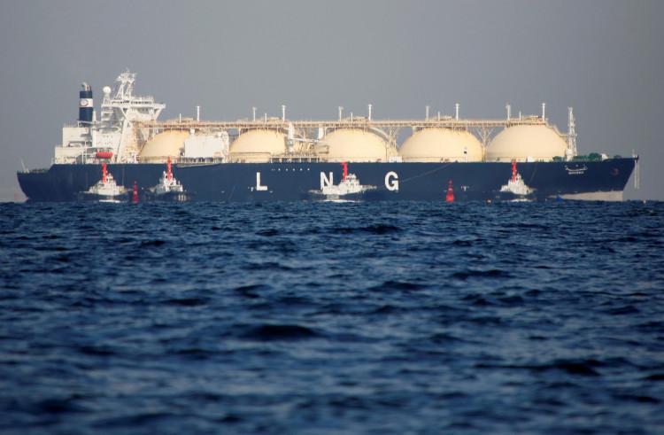 Asian LNG spot price reaches record high of $34.47/mmbtu - Platts data