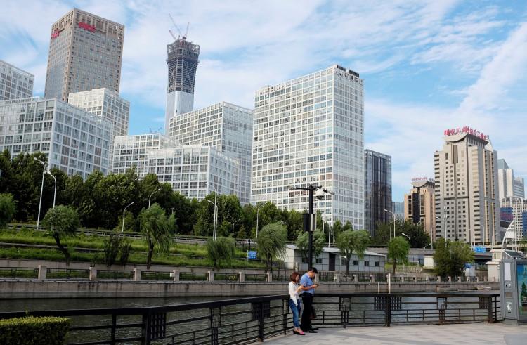Colin Qian in Beijing and Twinnie Siu
