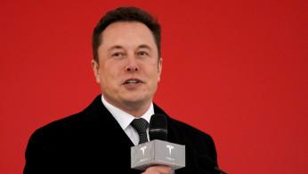 FILE PHOTO: Tesla CEO Elon Musk attends the Tesla Shanghai Gigafactory groundbreaking ceremony in Shanghai