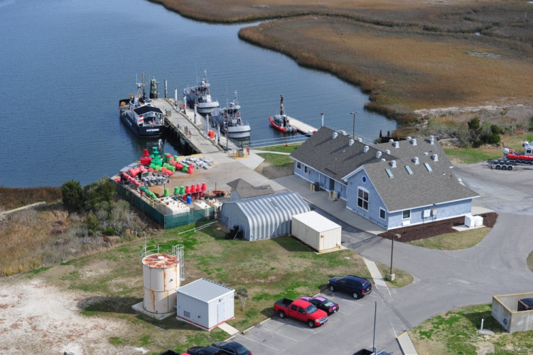 Coast Guard Station Oak Island