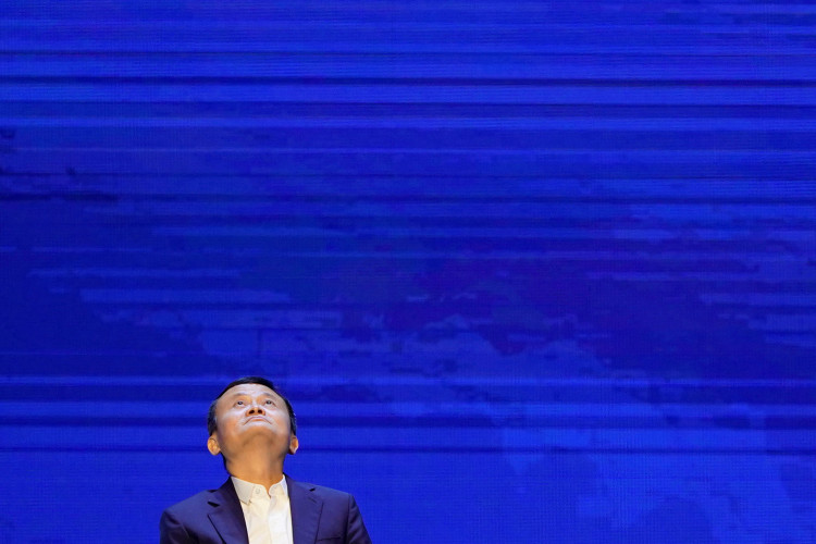 Alibaba Group Holding Ltd executive chairman Jack Ma